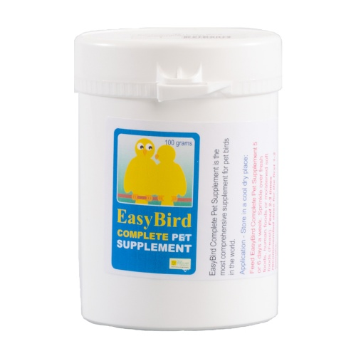 EasyBird Complete Pet Supplement - The Birdcare Company
