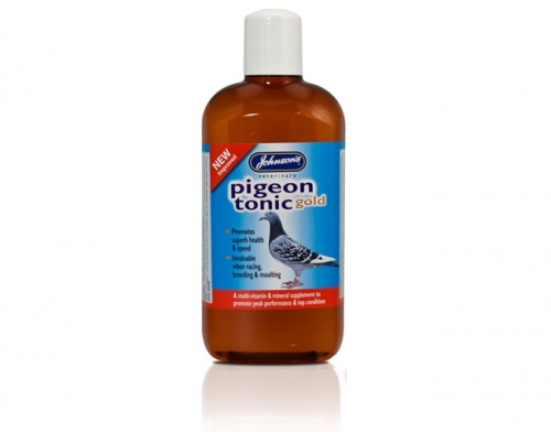 Johnsons Pigeon Tonic Gold