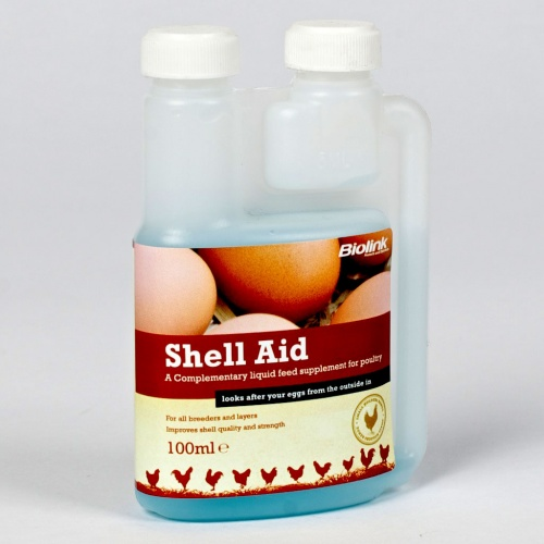 Shell Aid (Liquid Calcium / Vitamin D)