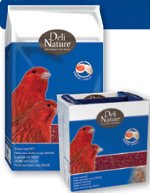 Deli Nature Moist Red Egg Food