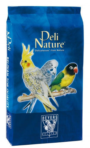 Deli Nature 69 (Australian) Parakeet with Sunflower