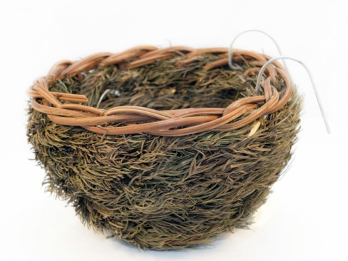 British Finch Pine Fir Nest (Large)