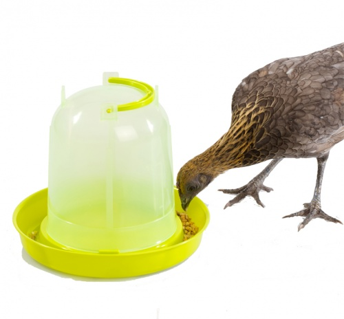 Premium Poultry Drinker Lime Green 1.5 Litre