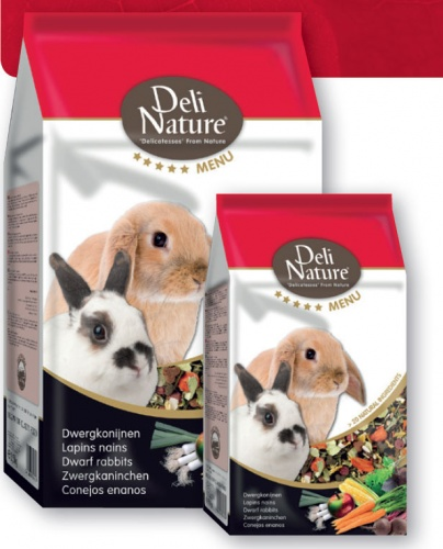 Deli Nature 5* Menu Rabbits