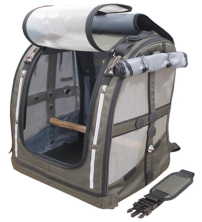 Parrot Travel Carriers Uk