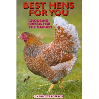 Best Hens For You: Charlotte Popescu