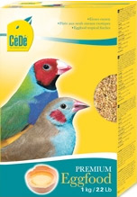 Cede Tropical Finch Egg Food