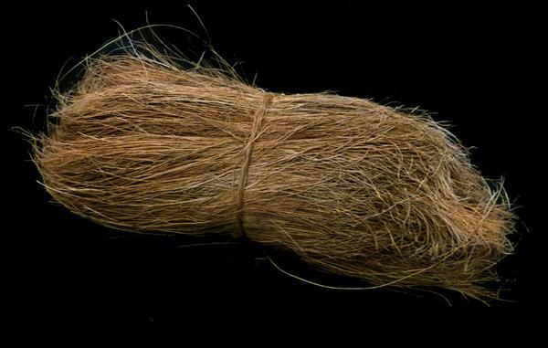 coconut fibre bundle coconut nesting material for birds garden feathers bird supplies. Black Bedroom Furniture Sets. Home Design Ideas