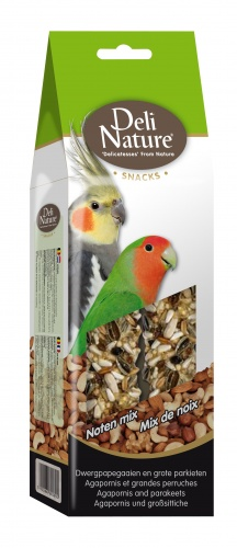 Deli Nature Parakeet / Lovebird Snacks Nut Mix