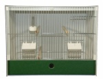 JH Single Breeding Cage - Canary / Finch