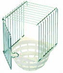 Canary External Nest Pan Wire Cage