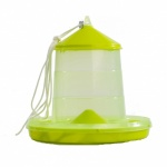 Premium Chicken Feeder Lime Green 2kg