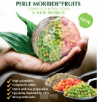 Perle Morbide Green Fruits