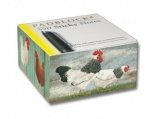 Light Sussex Chickens Sticky Notes