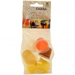 Jelly Cups Parrot Treat