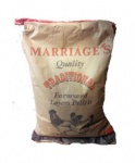 Marriage's Layers Pellets with Flubenvet Wormer