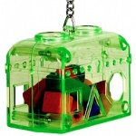 Treasure Hunt Parrot Foraging Toy