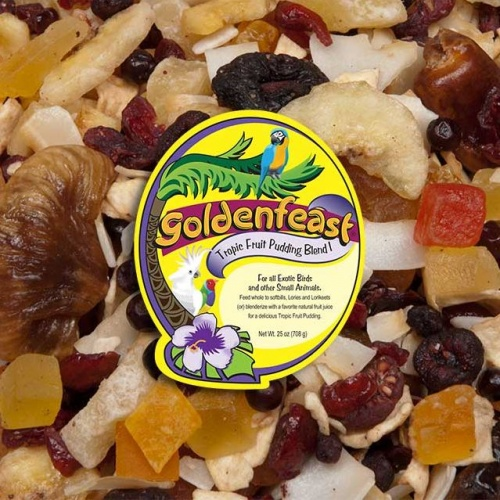 Goldenfeast Fruit Tropical Pudding Blend 1
