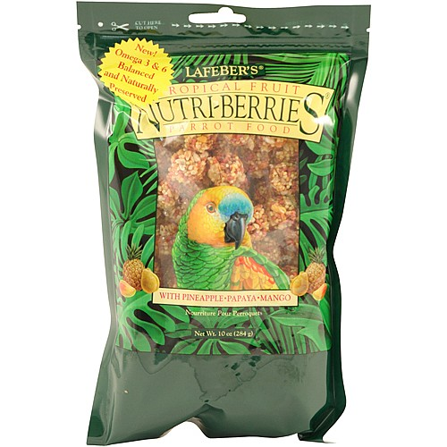 Lafeber Nutriberries Tropical Fruit