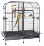 Double Parrot Cages & Parrot Aviaries