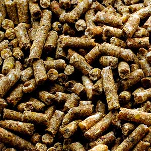 703 Garvo White Feather Pellets
