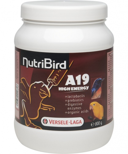 Versele Laga NutriBird A19 High Energy