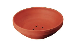 Clay Pigeon Nest Bowls (collection only)