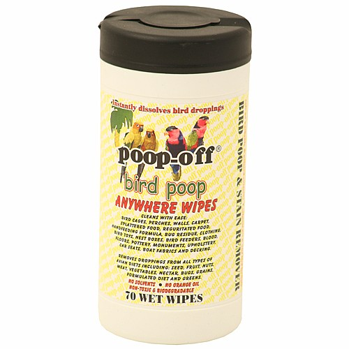 Poop-Off Wipes