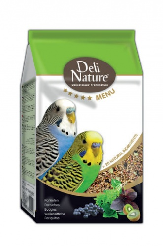 Deli Nature 5* Menu Budgies