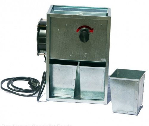 Winnower (Seed Cleaner) Galvanised