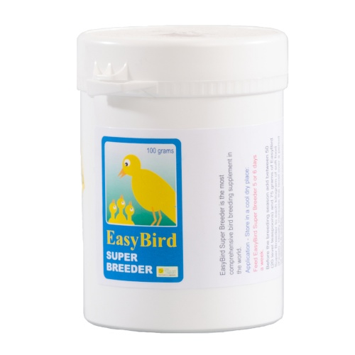 EasyBird Super Breeder - The Birdcare Company
