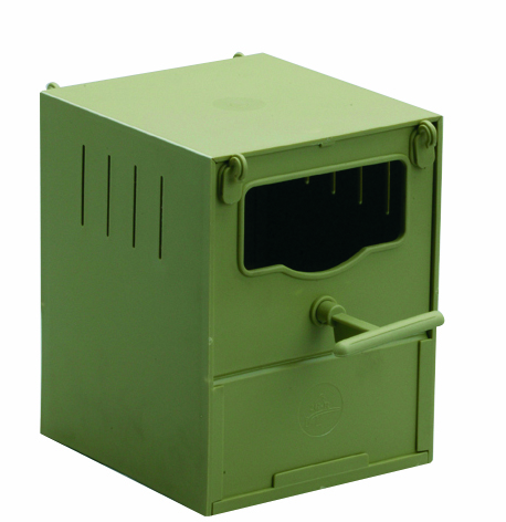 Plastic Finch Nest Box Open Front
