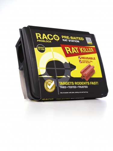 Raco Pre Baited Rat Station