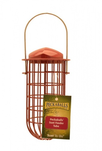 Suet to Go - Peckaballs Feeder
