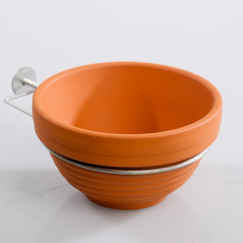 Canary Nest Pan Terracotta 11cm