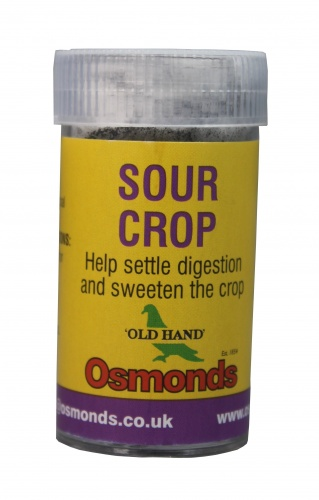 Old Hand Sour Crop Tablets x 25
