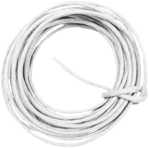 Paper Rope - White
