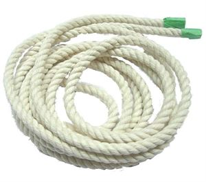 Cotton Rope (per metre) - 0.6cm Thick