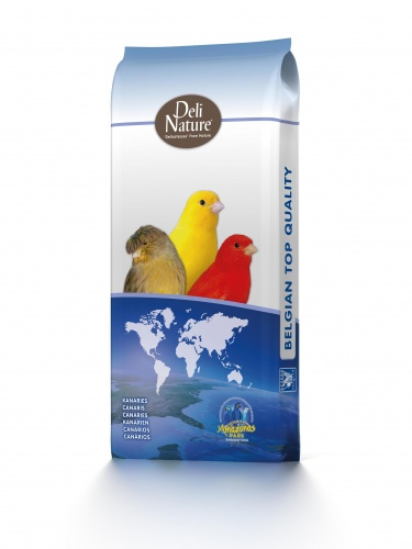 Deli Nature 54 Canary Breeding With White Perilla