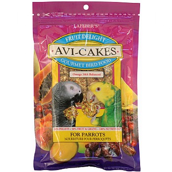 Lafeber Fruit Delight AviCakes