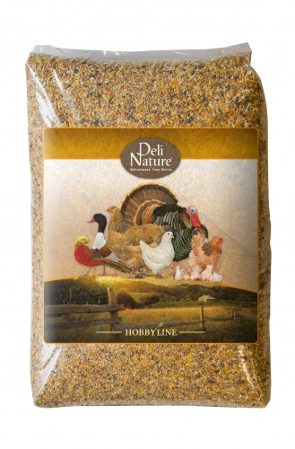 Deli Nature Chix Grain Mix (with Broken Maize)