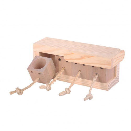 Wooden Activity Box Toy