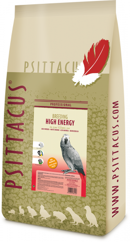 Psittacus Breeding High Energy 12kg