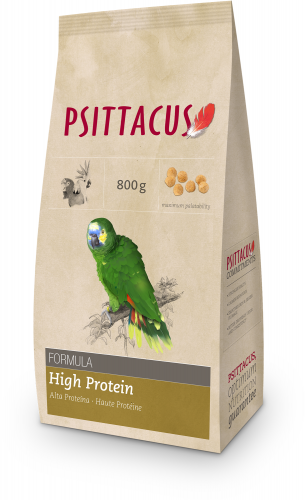 Psittacus Maintenance High Protein