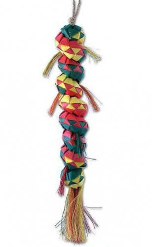 Woven Wonders Palm Caterpillar Toy