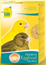 Cede Egg Food Canary