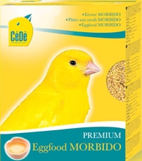 CeDe Morbido Moist Egg Food Patee
