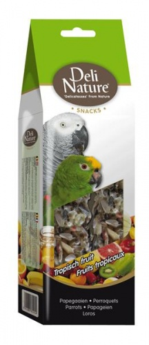 Deli Nature Tropical Fruit Parrot Snacks