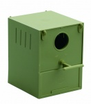 Plastic Finch Nest Box Round Hole