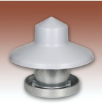 Rainhat for Galvanised Chicken Feeder